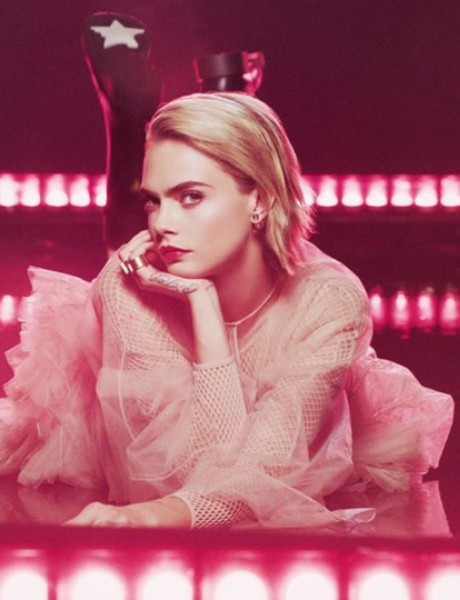 WOMAN CRUSH WEDNESDAY: Cara Delevingne