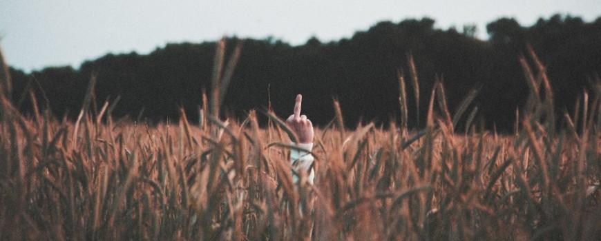 Srednji prst: Gest koji ceo svet razume