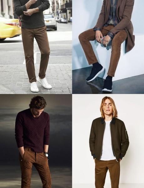 Kako da nosiš smeđu boju ove sezone