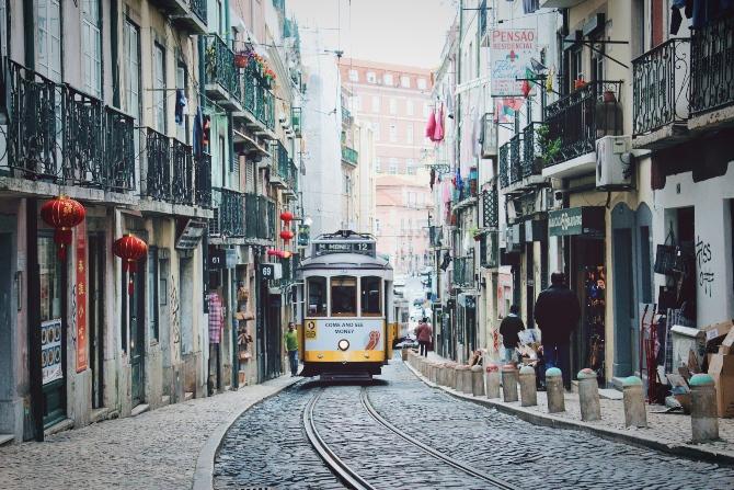 Lisabon Portugal 1 Najbolje vikend destinacije koje vredi posetiti