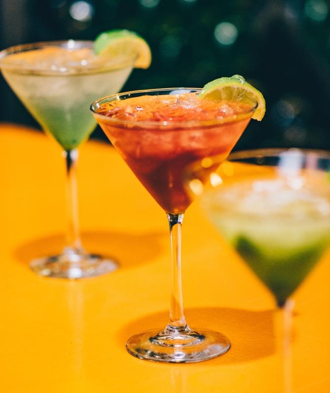 kokteli 1 Kokteli za odabrano društvo: Tequila sunrise i B52