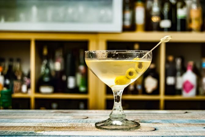 martini Kako da napraviš čuveni koktel Martini Dry