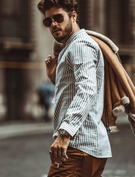 Zašto svaki muškarac treba da nosi košulje