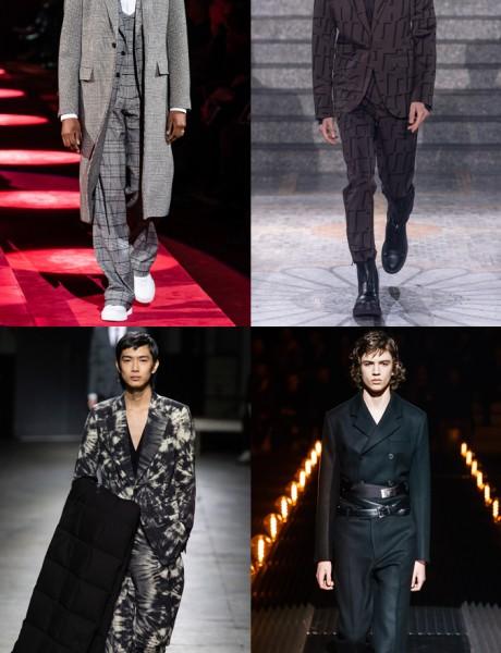 Pet najvećih trendova u muškoj modi za jesen i zimu