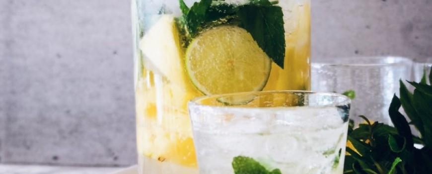 5 pića koja su najbolja za detoksikaciju