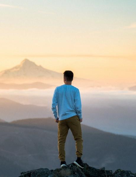 Ako tražiš promenu u životu, počni od sebe
