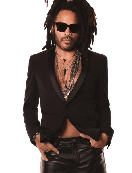 Rock legenda Lenny Kravitz nadahnjujuća je nova ikona mirisa Y