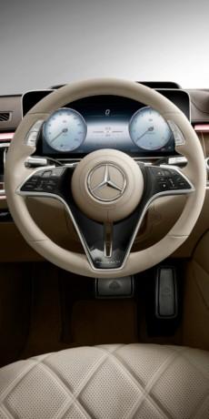 Istaknute funkcije nove Mercedes-Maybach S-Klase