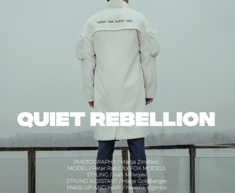 WANNABE MAN EDITORIJAL: QUIET REBELLION