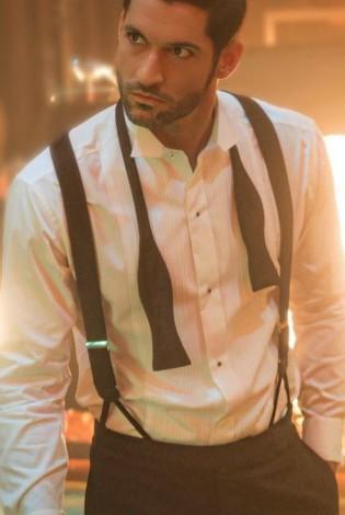 #styleinspo – glumac Tom Ellis iz serije Lucifer