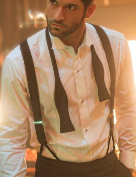 #styleinspo – glumac Tom Ellis iz serije Lucifer