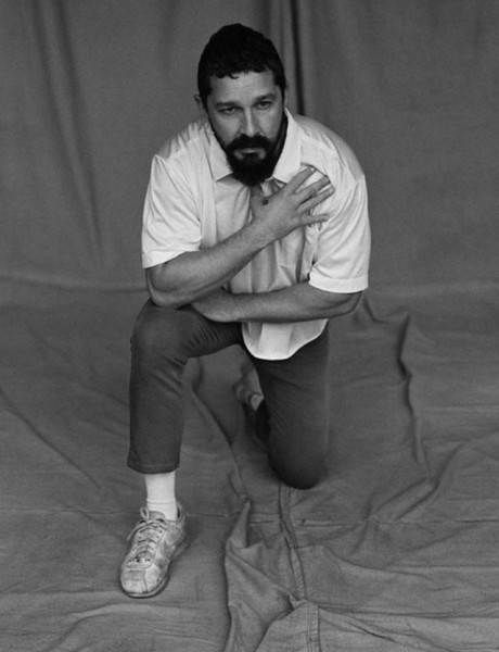 #styleinspofriday – Shia LaBeouf