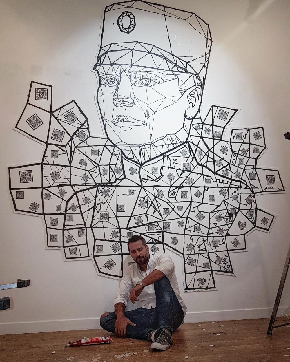 IMG 20180911 141418 548 Multimedijalni umetnik Dušan Jovović: Uvek sam voleo ljude koji preoblikuju pravila, da bi osvojili svoju potpunu slobodu