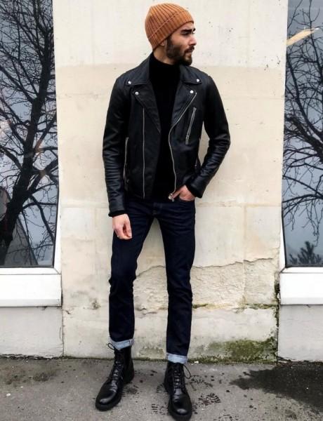 Kožna jakna kao must have komad