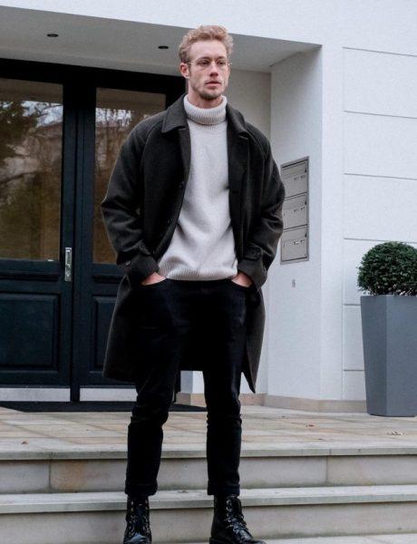 Crno-bele kombinacije su in, a evo kako i da ih nosiš