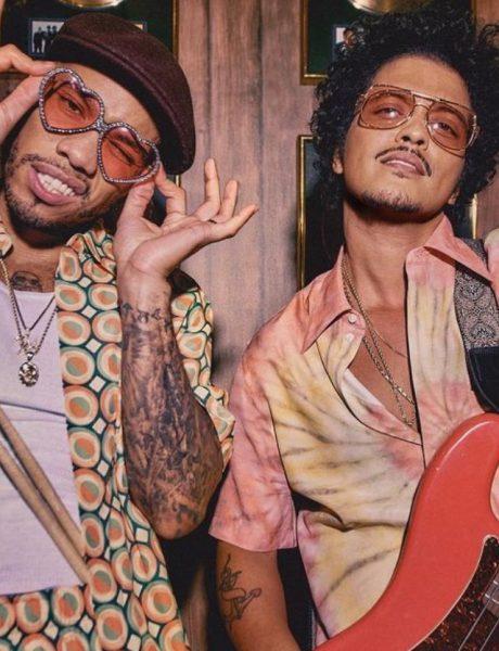 Čuveni muzičari Anderson .Paak i Bruno Mars predstaviće nam zajednički album kao grupa Silk Sonic