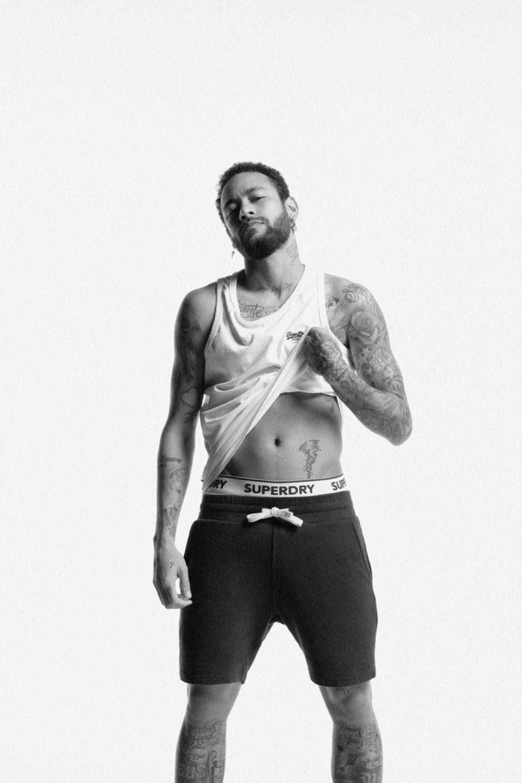 Superdry Neymar 2 1 SUPERDRY X NEYMAR JR: Novi modni trofej fudbalske zvezde
