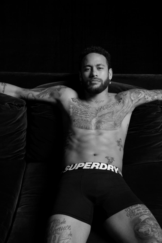 Superdry Neymar 3 1 SUPERDRY X NEYMAR JR: Novi modni trofej fudbalske zvezde
