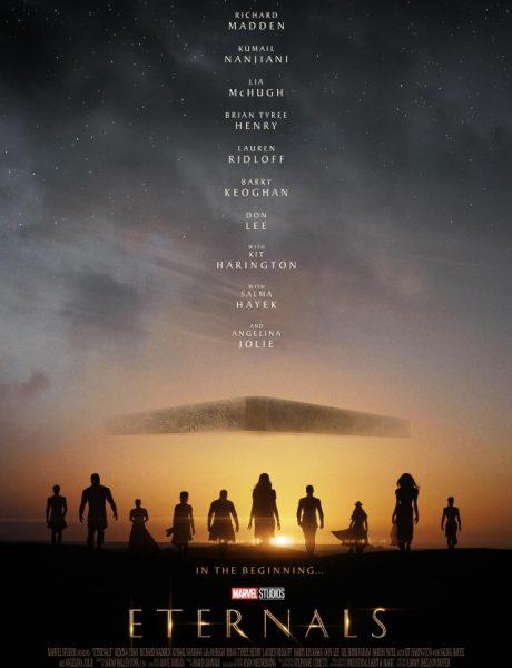 """Uskoro nam dolazi dugoočekivani film """"Eternals"""", a ovo je sve što znamo o njemu i njegovoj sjajnoj postavi"""