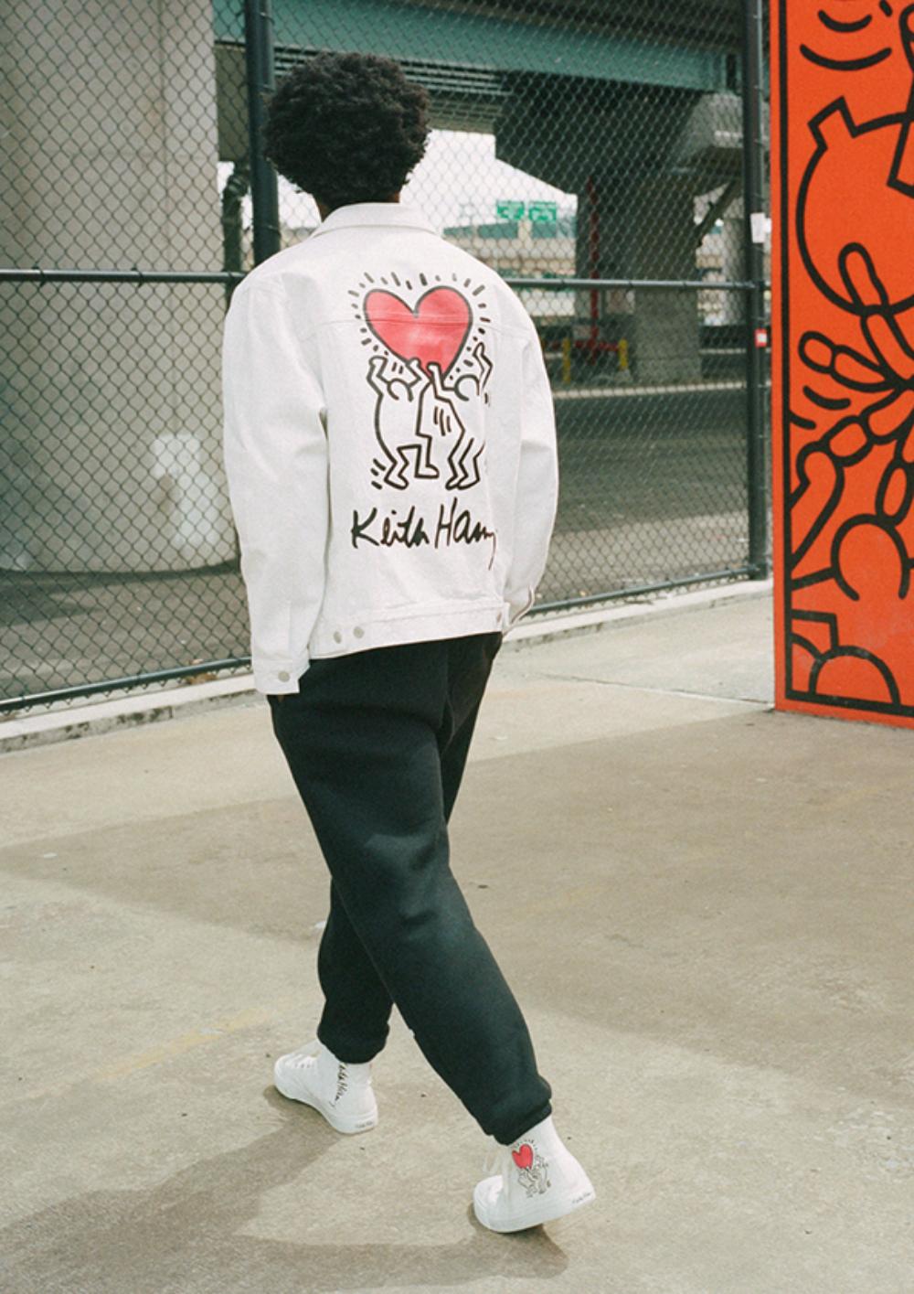 3243 Keith Haring Press A4 Portrait 72ppi 2 1 Pop art alert: H&M muška kolekcija sa printovima Kita Haringa