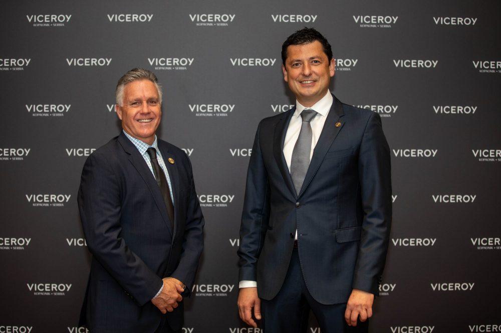 Majk Vols i Goran Kovacevic scaled e1623845726524 Hotel Viceroy Kopaonik Srbija zvanično otvoren