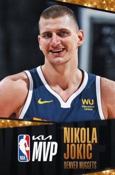 Nikola Jokić je MVP NBA lige – a evo zašto je on i MVP života