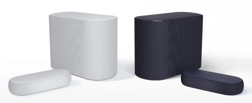 LG Eclair Black White 02 scaled e1626778282244 Najkompaktniji LG zvučnik po meri pravih ljubitelja filma i muzike