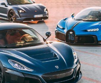Hrvatska kompanija Rimac postaje većinski vlasnik Bugattija