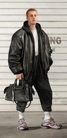 Justin Bieber je lice najnovije kampanje modnog brenda Balenciaga