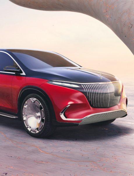 Premijera Koncepta Mercedes-Maybach EQS – pogled na prvi potpuno električni Maybach model
