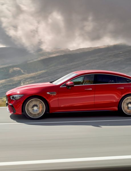 Svetska premijera prvog performance hibrida brenda Mercedes-AMG