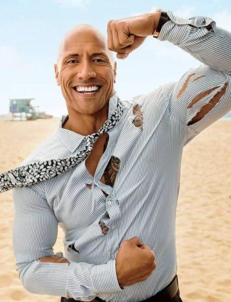 "10 razloga zašto je Dwayne ""The Rock"" Johnson toliko uspešan"