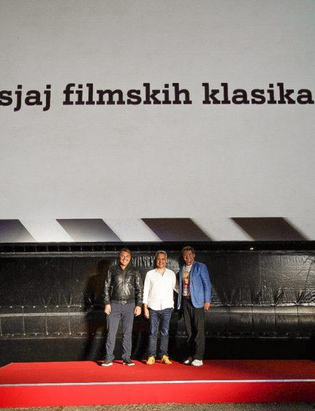 """Premijerom digitalno restauriranog filma """"Sezona mira u Parizu"""" najavljen nastavak projekta A1 Kinoteka"""
